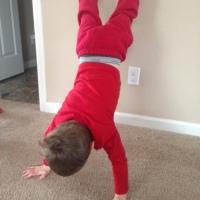 Handstand ABCs