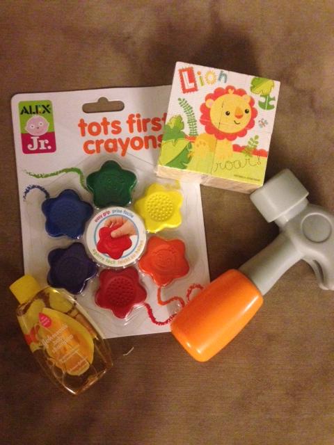 The fun toys