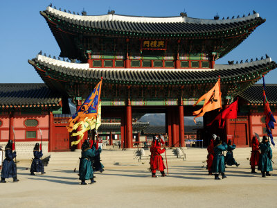plummer-anthony-gyeongbokgung-palace-changing-of-the-guard-gwanghwamun-seoul-south-korea
