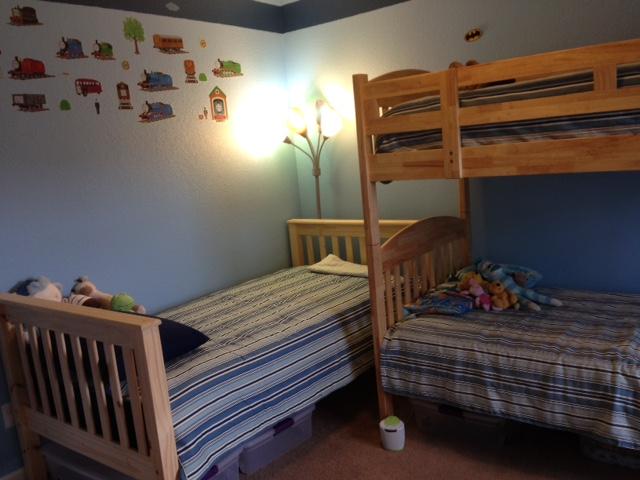 3 beds!
