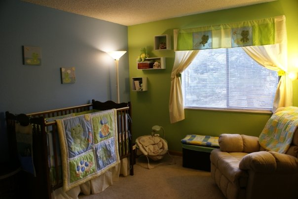 Leighton's nursery