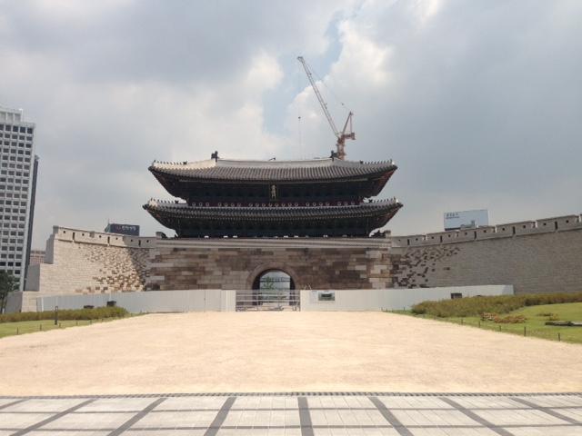 Sungntemun gate