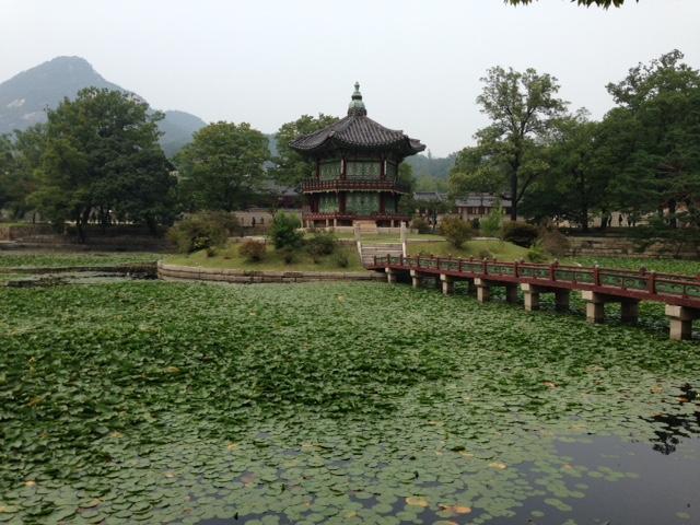 Hyangwonjeong Pavillon