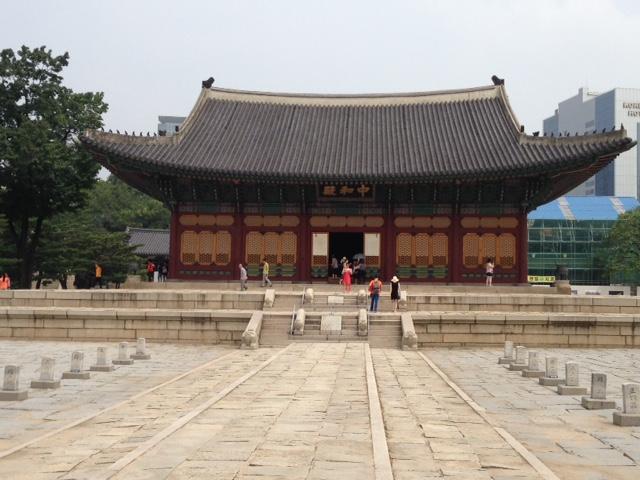 Deokgung Palace