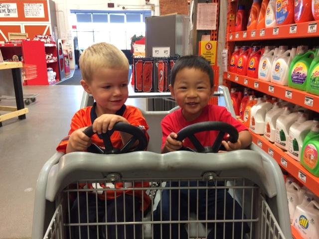 Car Carts!