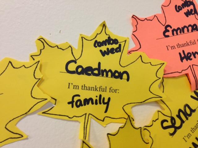 Caedmon's Leaf