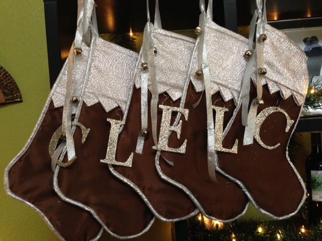 5 stockings this year