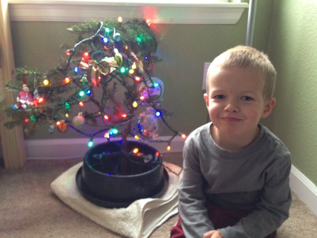 Caedmon and his tree
