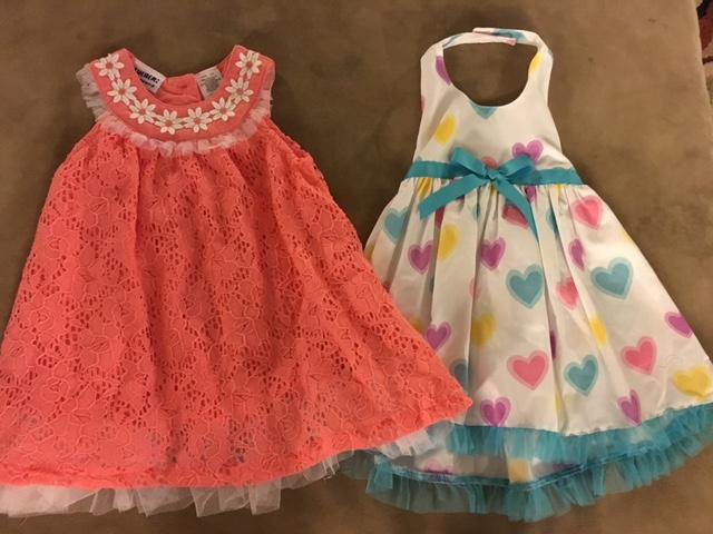 12 month dresses