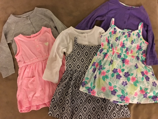 18 month dresses