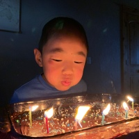 Happy 6th Birthday Edric!