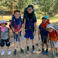 Backpacking Party of 7.....