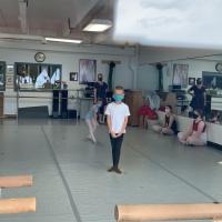 Quarantine Ballet...