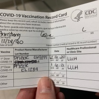 2nd Vaccine...The Good, The Bad, and The Ugly.....