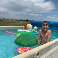 Swimming Pool…